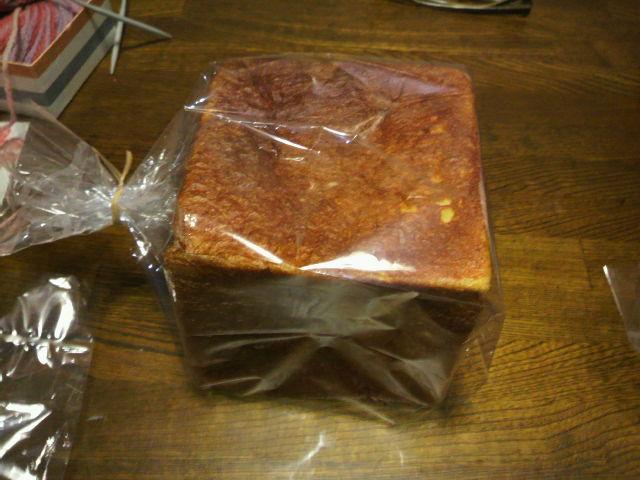 大豆粉食パン(包装後)