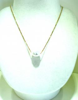 K18南洋真珠ネックレス加工 ●