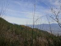 八ヶ岳、茅ヶ岳、金峰山