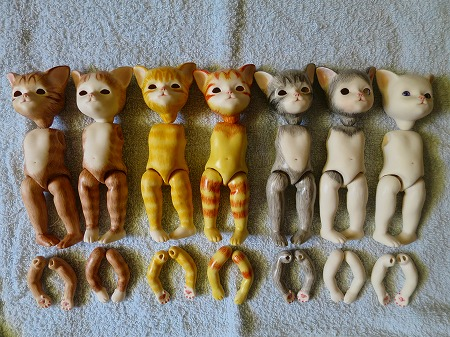 151103 7匹の子猫