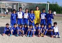 第2回長崎県U-12少女交流サッカー大会