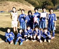 U-12 フロンティアカップ準優勝