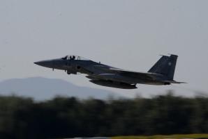 F-15J離陸