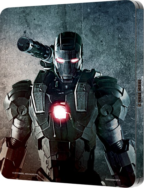 アイアンマン2 スチールブック