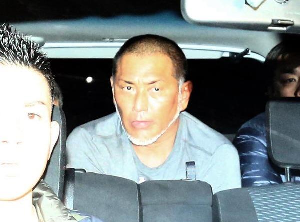 清原和博容疑者、薬逮捕前の奇行\u2026エアガン乱射、指詰マネ