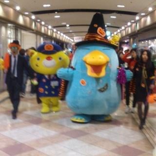 岡山 一番街 パレード 人気