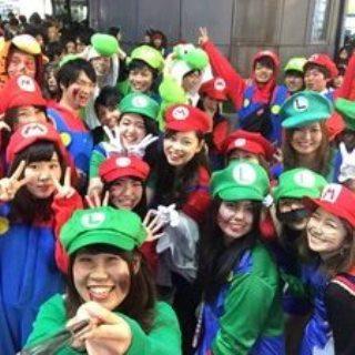 スーパーマリオ 渋谷2位 岡山1位