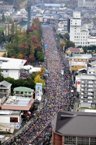 おかやま マラソン 01