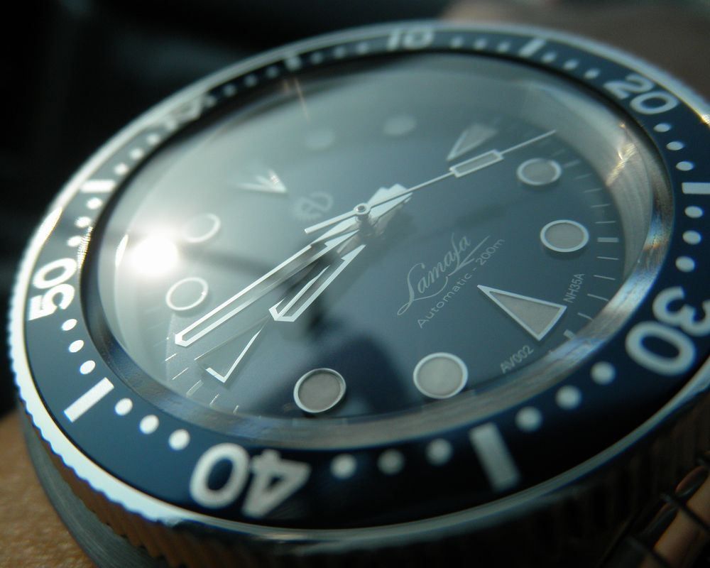 Lamafa Diver Watch C6