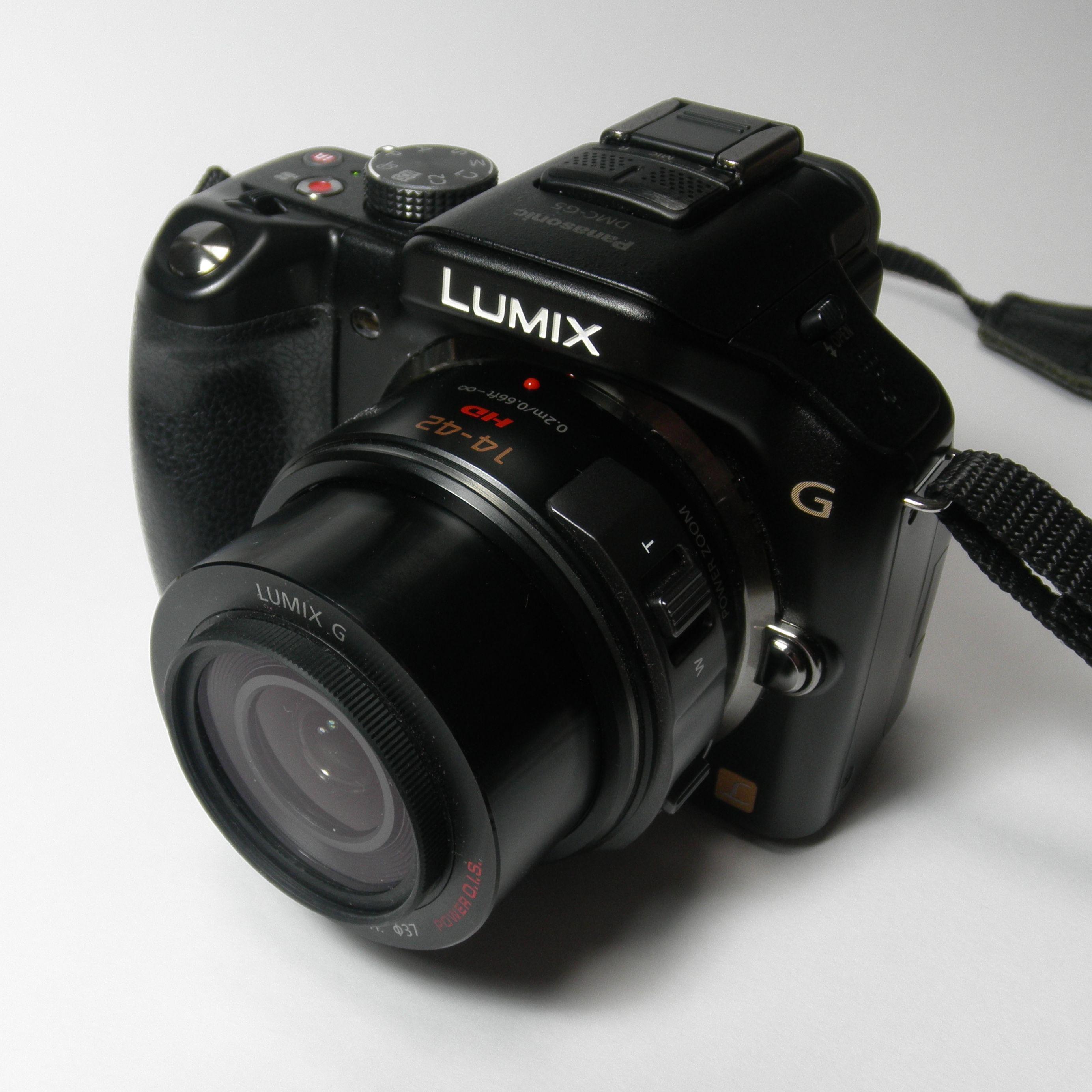 ルミックスG5 A1