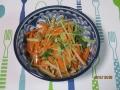 水菜のサラダ1