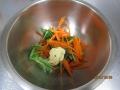 水菜のサラダ4