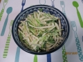 水菜のサラダ5