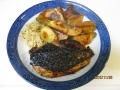 鶏ムネ肉の照り焼き1