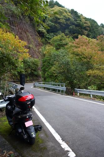 揖斐川川上り 岐阜県道40号線
