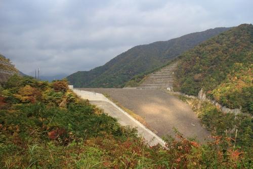 揖斐川川上り 徳山ダム