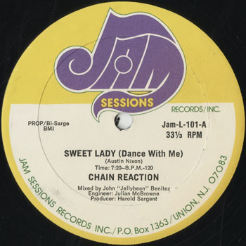 DG_CHAIN REACTION_SWEET LADY_201509