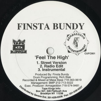 HH_FINSTA BUNDY_FEEL THE HIGH_201510