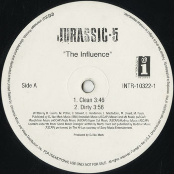 HH_JURASSIC 5_THE INFLUENCE_201510