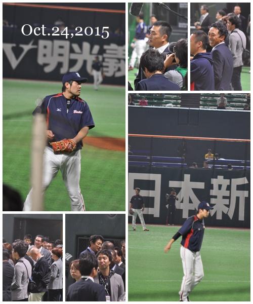 日本シリーズ2015