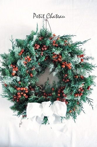 christmas wreath 2015② (3)