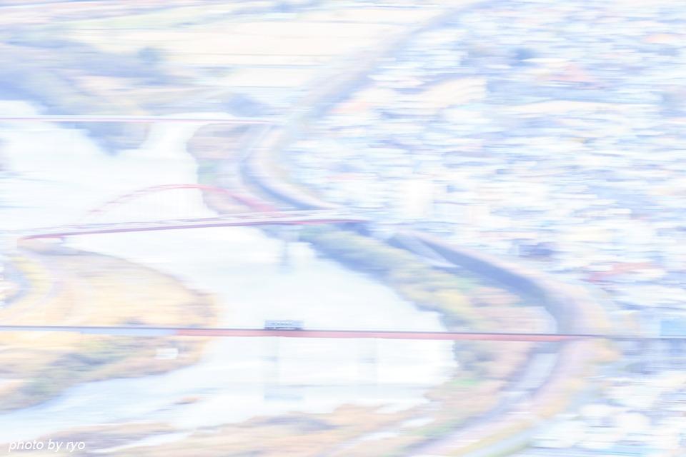 馬洗川橋梁の三江線