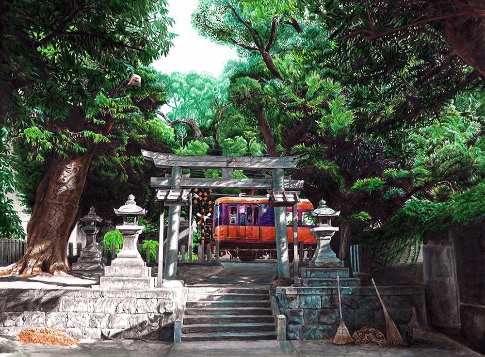 八幡神社0327