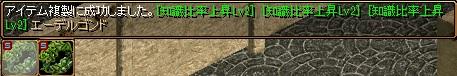 鏡成功(エーデル2)