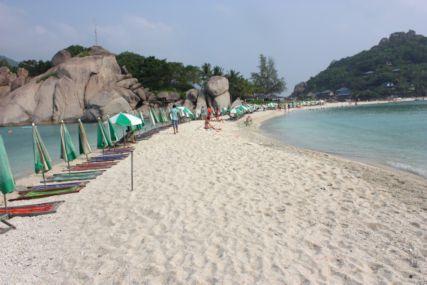 2015Nang Yuan Isビーチ2