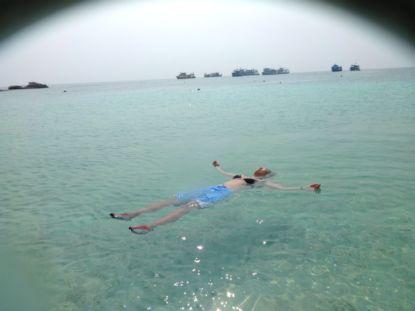 2015Nang Yuan Isビーチmaki2