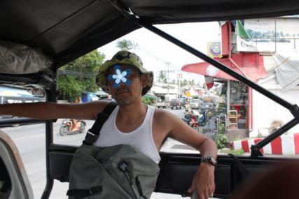 24Sepサムイ島ピックアップタクシー