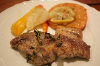 2015仁BD柿と野菜のハーブグリル2