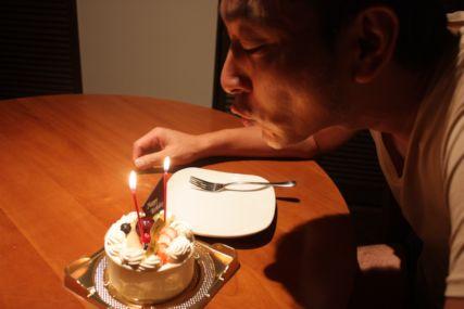 2015仁BDケーキ