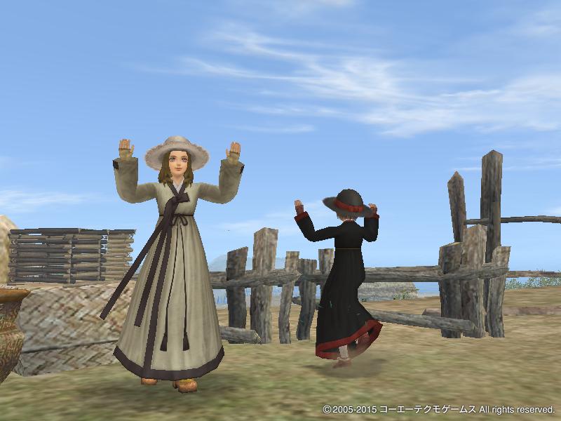 踊る姉妹2