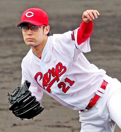 【カープ】戦力外の広島・篠田が引退へ「現役を終える決心をしました」