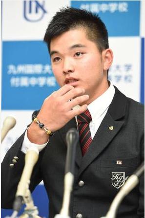 【ドラフト】育成枠・山本武白志、進学