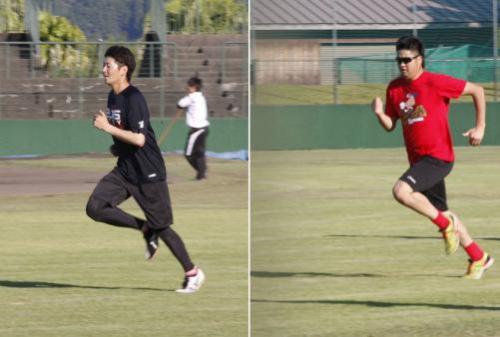 【カープ】大瀬良&中崎に「投げるな指令」