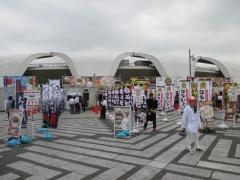 東京ラーメンショー2015 第1幕 ~ラーメンウーマンコラボ「海老まるごとワンタン麺」~-5