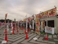 東京ラーメンショー2015 第2幕 ~彩色ラーメン きんせい×らーめんstyle JUNK STORY「なにわの黄金塩らーめん~肉祭りバージョン~」~-7