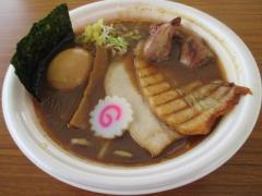 東京ラーメンショー2015 第2幕 ~中華蕎麦 とみ田「王道の濃厚豚骨魚介ラーメン」~-9
