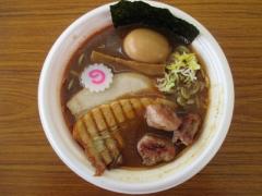 東京ラーメンショー2015 第2幕 ~中華蕎麦 とみ田「王道の濃厚豚骨魚介ラーメン」~-10