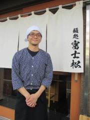 【新店】麺処 富士松-13