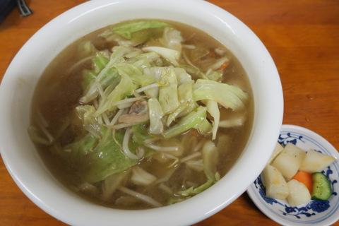 百八堂(野菜ラーメン)