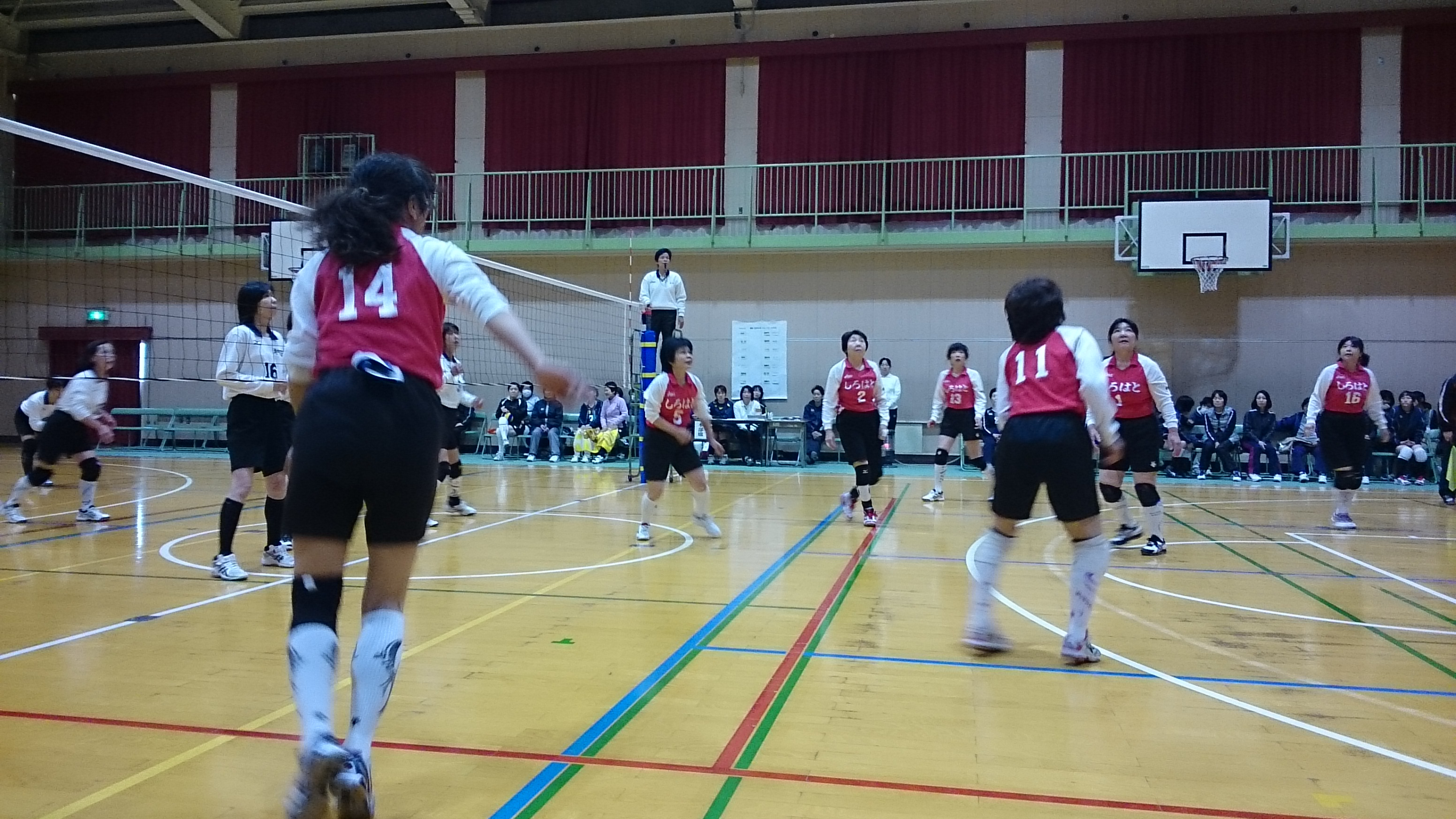 港中OBと市岡中OB(1試合)