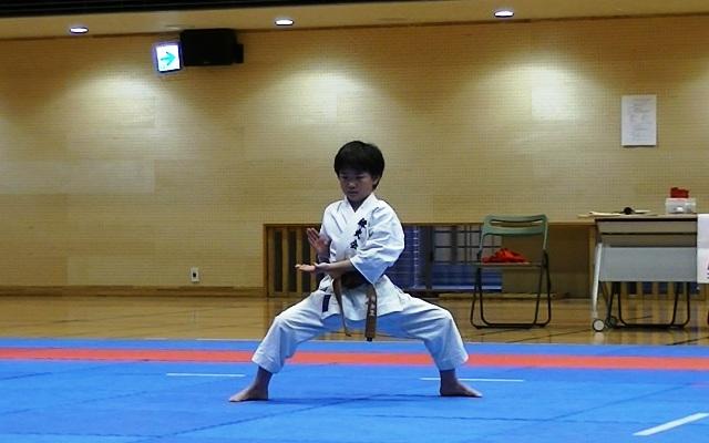 錬武会東京都防具付空手道選手権大会2015 (2)