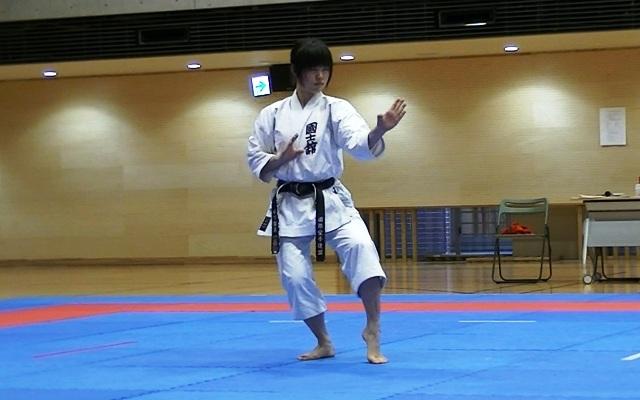 錬武会東京都防具付空手道選手権大会2015 (5)
