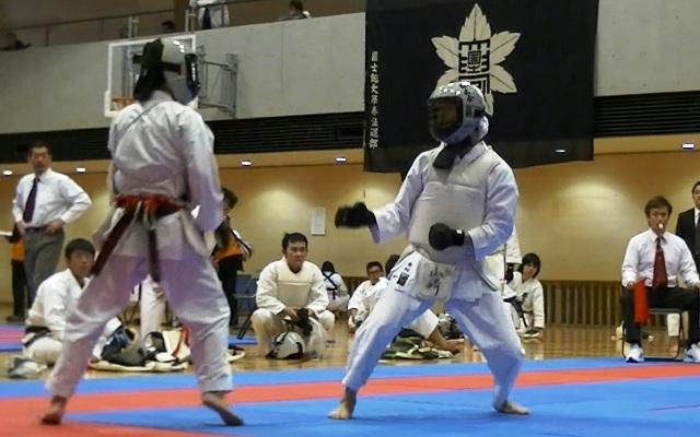 錬武会東京都防具付空手道選手権大会2015 (7)
