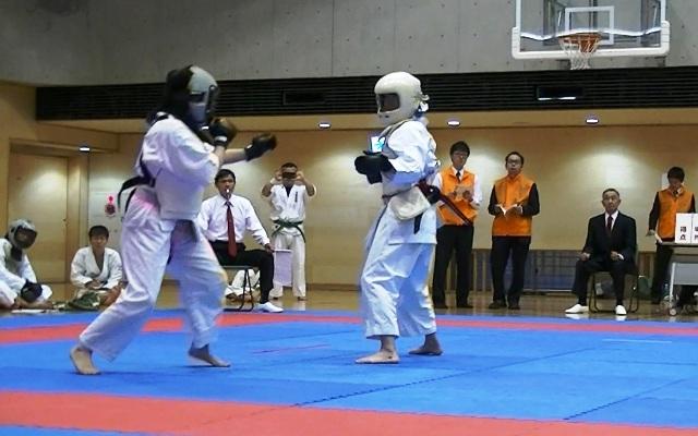 錬武会東京都防具付空手道選手権大会2015 (8)