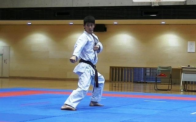 錬武会東京都防具付空手道選手権大会2015 (6)