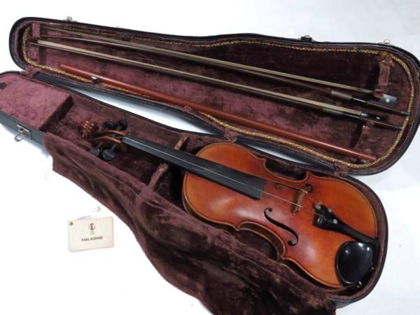 カールヘフナー 独 バイオリン